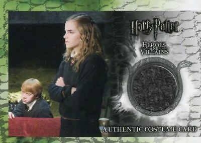 Harry Potter Heroes & Villains Hermione Granger Costume Card C2 HP #039/130