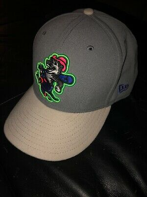 7ebc3aab95522 Arkansas Travelers New Era Authentic Collection 59FIFTY Fitted Hat Cap 7 5 8