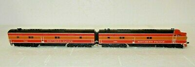 Precision Craft N Scale DCC Ready Southern Pacific E7A/B Diesel Set #6001 & 5906