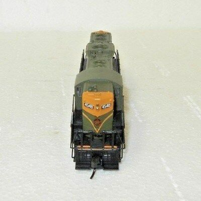 Atlas N Scale DCC Fitted Central Vermont GP-9 Diesel #4548