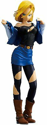 Banpresto Dragon Ball Z Glitter & Glamours Android No.18 Figure Type A JAPAN