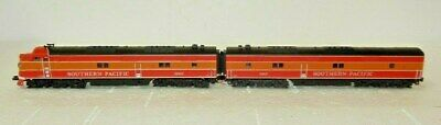 Precision Craft N Scale DCC Ready Southern Pacific E7A/B Diesel Set #6003/5907