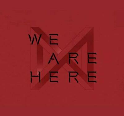 "K-POP MONSTA X 2nd Album ""TAKE.2 WE ARE HERE"" - 1 Photobook + 1 CD IIII Ver"