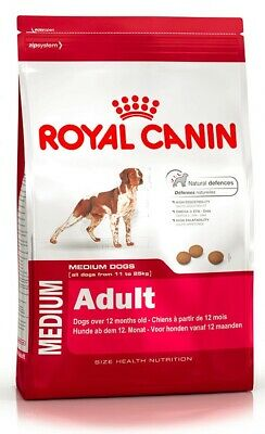 15kg Royal Canin Medium 25 adult 1-7 LJ HUNDEFUTTER von Bravam 3182550402217