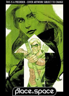 (Wk10) Green Arrow, Vol. 6 #50B - Variant - Preorder 6Th Mar