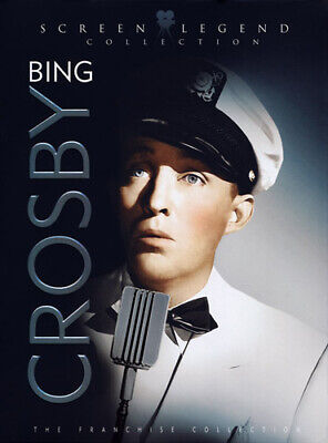 Bing Crosby: Screen Legend Collection (3 Disc) DVD NEW