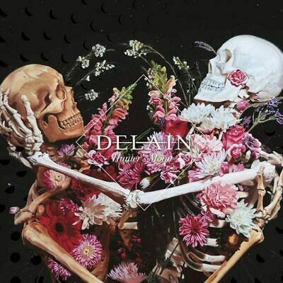 DELAIN Hunter's Moon CD 2019 (Female Fronted Symphonic Metal) feat Marco Hietala