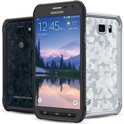 Samsung Galaxy S6 Active - G890A - 32GB (Factory GSM Unlocked - AT&T / T-Mobile)