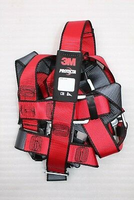 3M Protecta Full Body Harness pro Rescue AB11313RNG Max. 140 kg SIZE M/L 06/2018