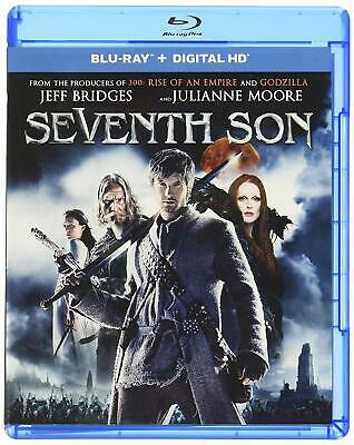 Seventh Son (Blu-ray Disc, 2015, 2-Disc Set) NEW Factory Sealed, Free Shipping