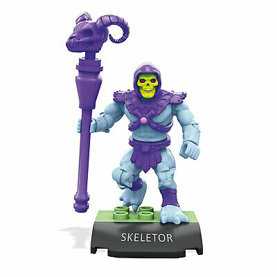Mega Construx Heroes Series 1 Masters of the Universe SKELETOR Buildable Figure