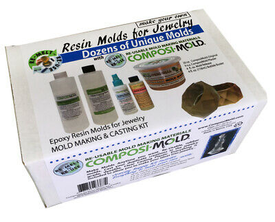 Jewelry Making Supplies Resin Molds for Jewelry Making Kit