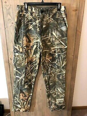 b20f013d8a644 Whitewater Outdoors Men's Advantage Max 4 HD Camo Hunting Sport Pants Size  32x32