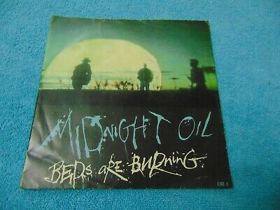 Midnight Oil Beds Are Burning Bullroarer 7 45 2 75 Picclick