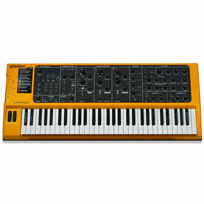 StudioLogic SLEDGE-2 61-Key Virtual Analog Synthesizer with Aftertouch