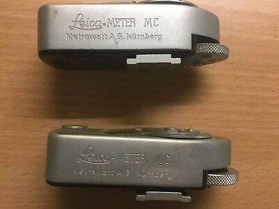 Leica MC Meter X2 With Booster