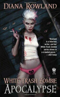 My Life as a White Trash Zombie by Rowland, Diana Book The Cheap Fast Free Post