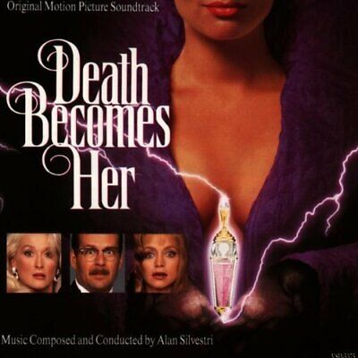 Alan Silvestri - Death Becomes Her (OST) - Alan Silvestri CD ROVG The Cheap Fast