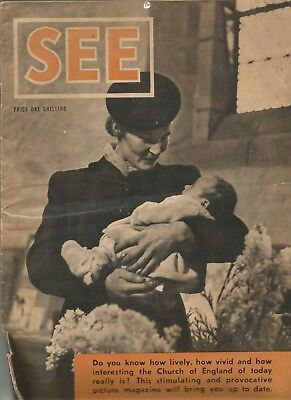 (Magazine) 'See' The Official Organ of the Mission to London April 1949