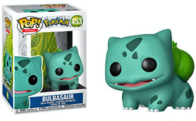 Pokemon Funko Pop - Bulbasaur #454 (36237) - Pre Order March 2019