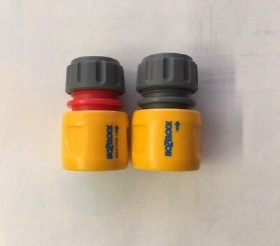 Hozelock Stop Aquastop Connector Hose End Connector Hosepipe Hose Pipe Fitting