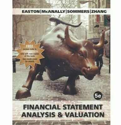 Financial Statement Analysis, and Valuation, 5th Edition  PDF,eB00k