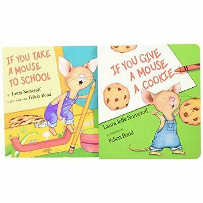 a mouse cookie first library if you give