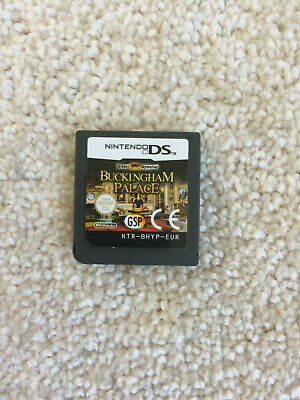 Hidden Mysteries: Buckingham Palace for Nintendo DS *Cart Only*