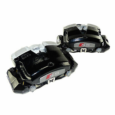performance brake calipers front pair 345mm Audi A5 S5 8T also Audi A4 S4 B8 NEW