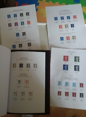 stamp albums on DVD in word and pdf plus stamp images from 1840 to 2019