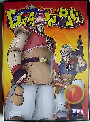 DVD DRAGON BALL n°14 épisodes 80 à 85 Mangas neuf