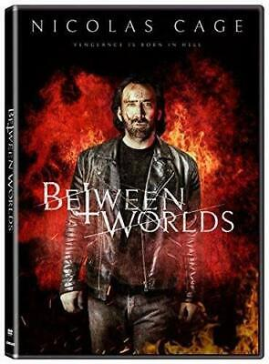 Between Worlds (DVD, 2019) NEW FREE SHIPPING