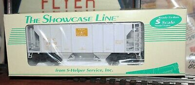 A New-in-the-Box S-Helper Service No. 00030-3 Maine Central PS-2 Hopper.