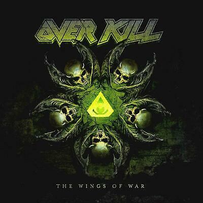 Overkill The Wings of War CD LTD Edition METAL NUCLEAR BLAST