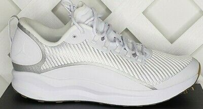 b703ef7f09d6 Nike Jordan Zoom Tenacity Men White Gum Running Shoes AH8111-115 Size 10  10.5 11
