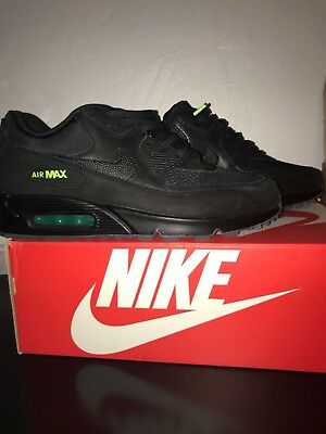 brand new 1beb9 567ef BNIB Nike Air Max 90 Night Ops Size 10 US Mens Black Volt Sold Out