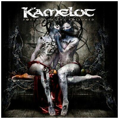 Poetry For The Poisoned [Deluxe Edition] Kamelot Audio CD