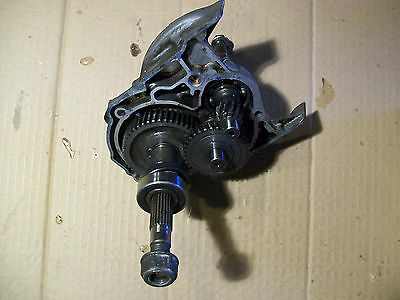 transmission,engrenages Honda sh50 scoopy