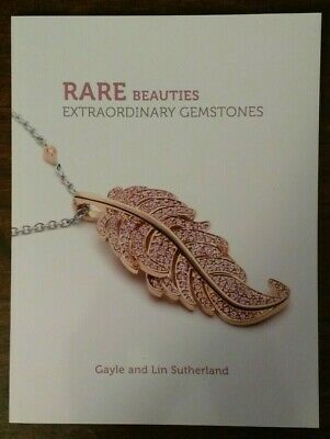 2017 Australia Rare Beauties Extraordinary Gemstones Prestige Booklet