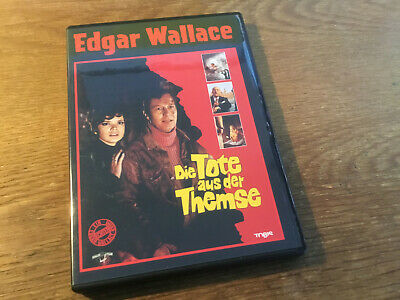 dvd edgar wallace die tote aus der themse 1971 uschi. Black Bedroom Furniture Sets. Home Design Ideas