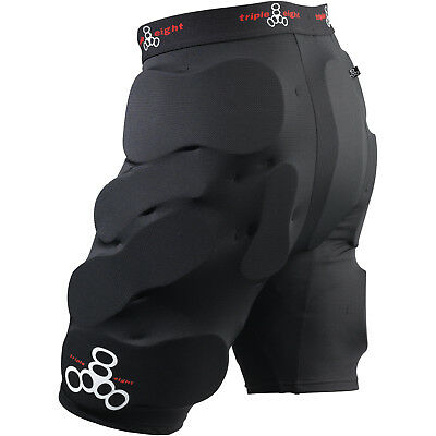 Triple 8 Bumsaver Hip Pads - Black