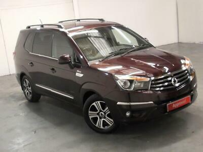 2015 SsangYong Turismo 2.0 TD EX T-Tronic 4x4 5dr