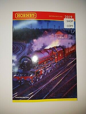 Hornby 2019 Catalogue - Brand New - Free Postage