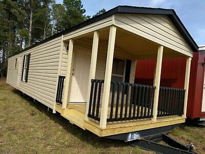 2019 12x40 1BR/1BA HUD Mobile TINY House/Home Park Model-A/C-Fort Myers, FLORIDA