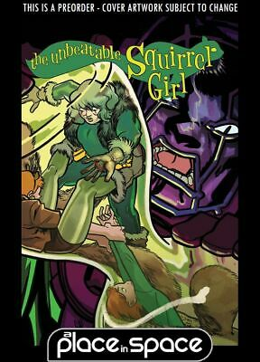 (Wk11) Unbeatable Squirrel Girl, Vol. 2 #42A - Preorder 13Th Mar