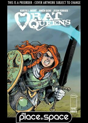 (Wk11) Rat Queens #15B - Valentino Variant - Preorder 13Th Mar