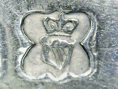 One 1829 Irish Dublin Sterling Silver dessert SPOON by Samuel Neville
