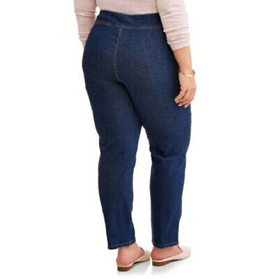 90b6624c98e LANDS END WOMENS Plus Size Fit 3 Sport Knit Corduroy Pants Size 3X ...