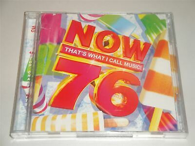 Now That's What I Call Music Volume  76 CD Album