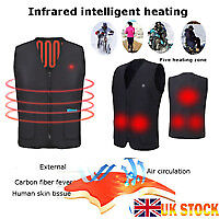 INNOVATIVE DESIGN NEW FOR 2019  UNISEX Battery Heated Waistcoat Jacket -...-.,